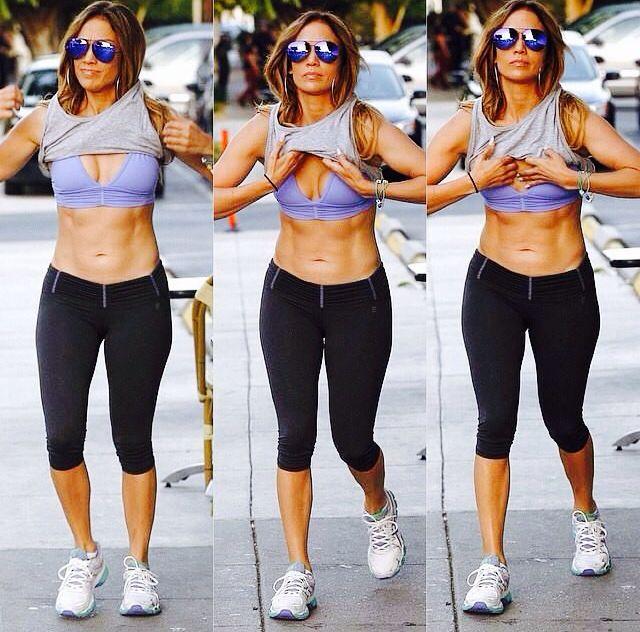 Dayum J-Lo Has Still Got It ;)