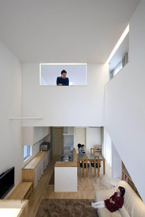 Modern Square Mezzanine Design Ideas Cool Open