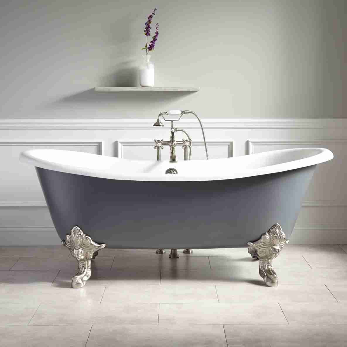 new bathroom images%0A New post Trending  foot cast iron bathtubVisitentermp  info