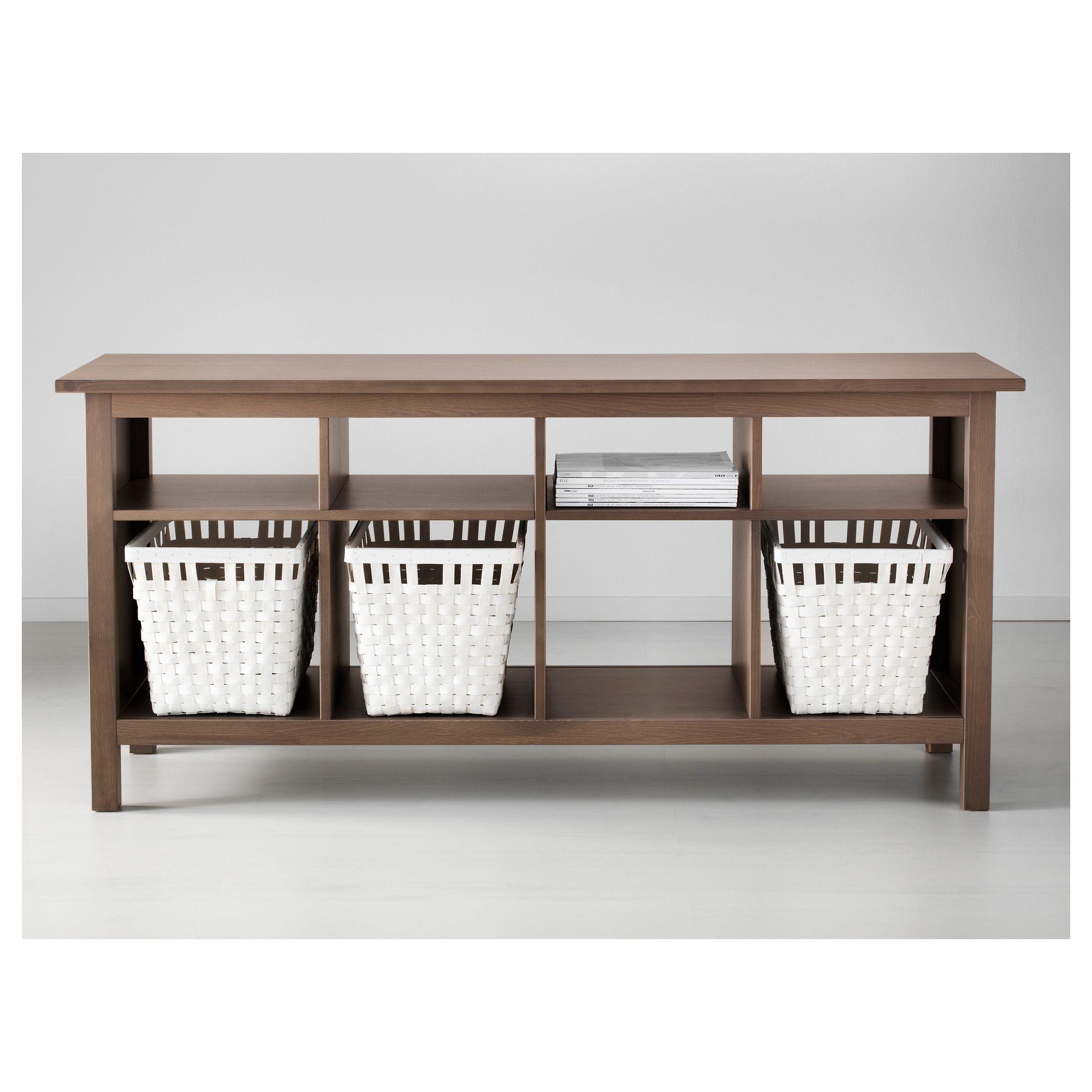 hemnes ikea think to buy ikea console table hemnes rh pinterest com