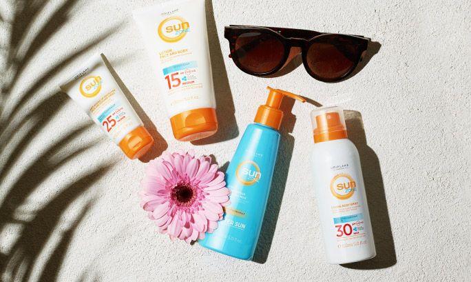 Tévhitek a napozással kapcsolatban   Oriflame Cosmetics