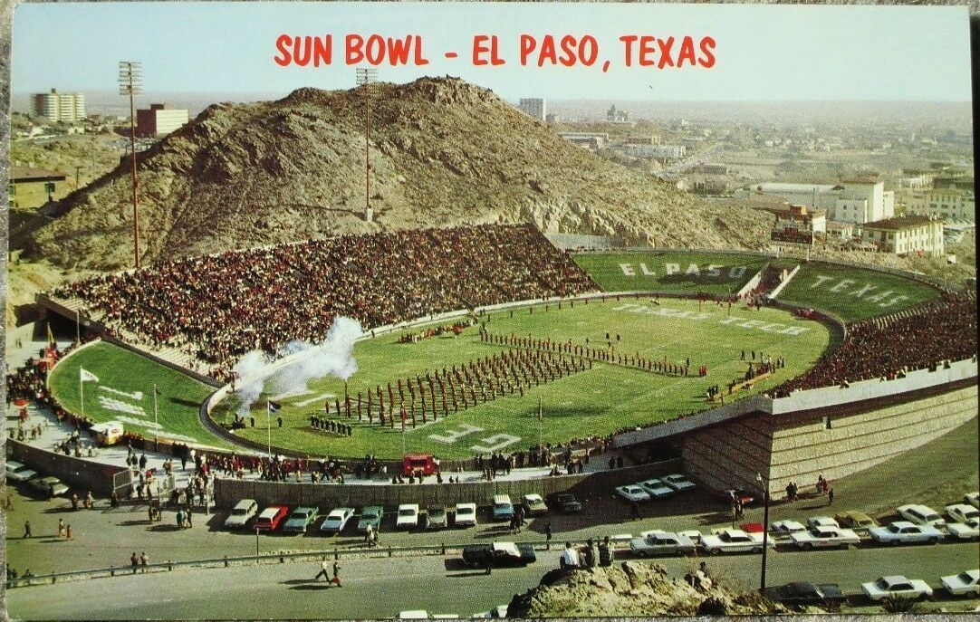 Pin by Rick on Vintage Stadiums Texas tech