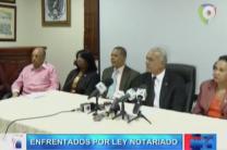 Presidente Del Colegio De Notarios Califica Desafortunadas Y Lamentables Las Declaraciones Del Presidente De La Suprema Corte #Video