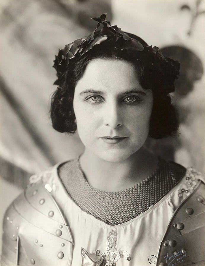 Geraldine Farrar, 1882- 1967