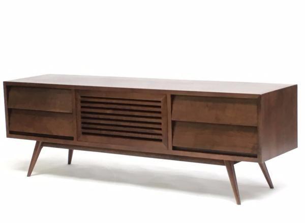 oslo mid century modern tv cabinet cabinets modern tv cabinet rh pinterest com