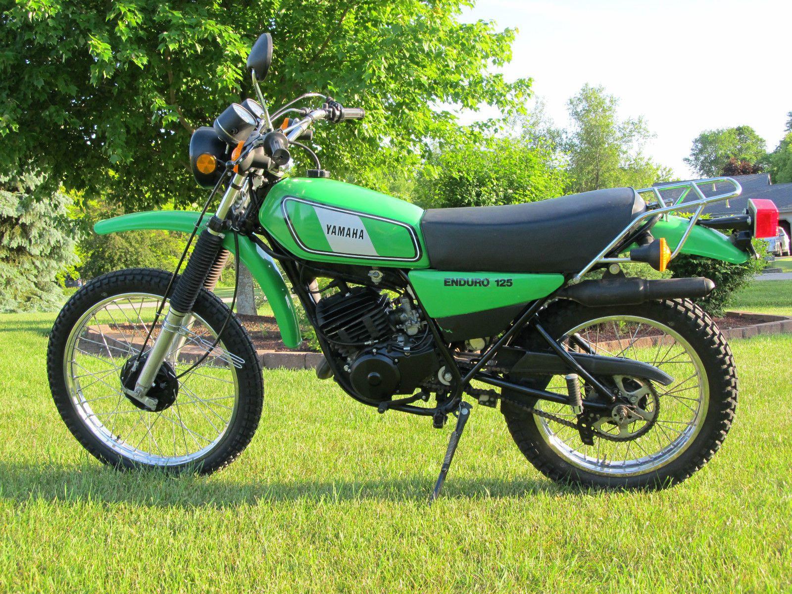 Yamaha dt 125 ebay and dirt biking yamaha dt 125 ebay publicscrutiny Choice Image