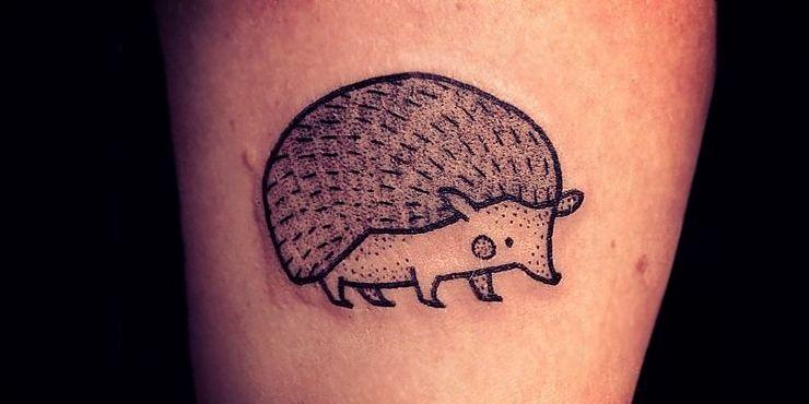 Diseños súper tiernos para tu primer tatuaje