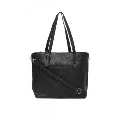 Handbags Hotberries Black Handbag Online In India Dealtz