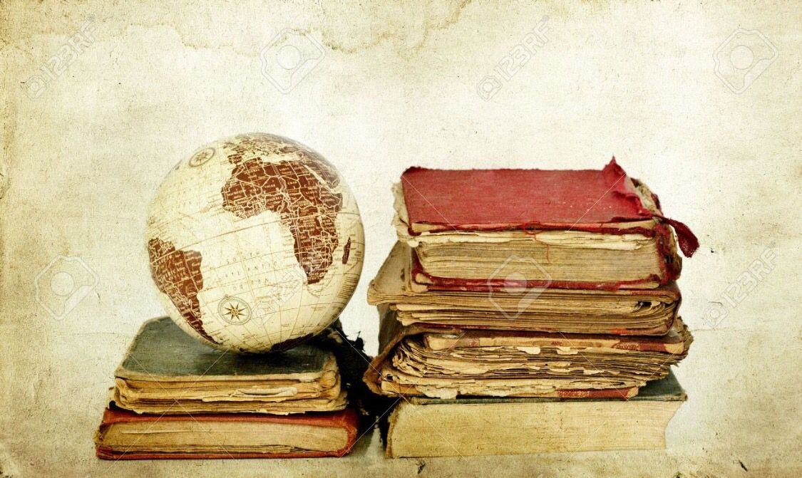 Old Books   Aesthetic (With images)   Background vintage ...