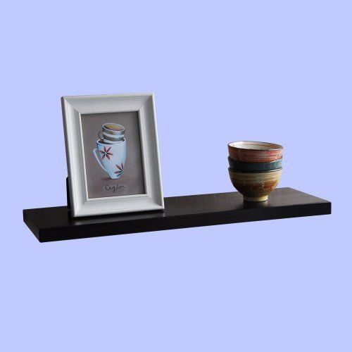 Bestseller Welland Portland Wood Wall Shelf Floating Shelving Espresso 24 Inch 29 99 Floating Shelves Wood Wall Shelf Wall Shelves