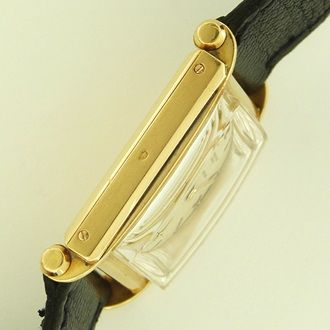 AUDEMARS PIGUET RECTANGLE CARTIER W name 1940's 18KYG 1,296,000---2016.7.30