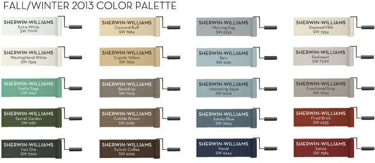 Sherwin Williams Pediment And Backdrop Colores De Pintura Interior