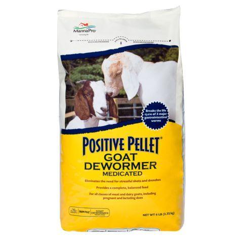 Manna Pro Positive Pellet Goat Dewormer 6 Lb Tractor Supply Co Manna Pro Goats Livestock Goats