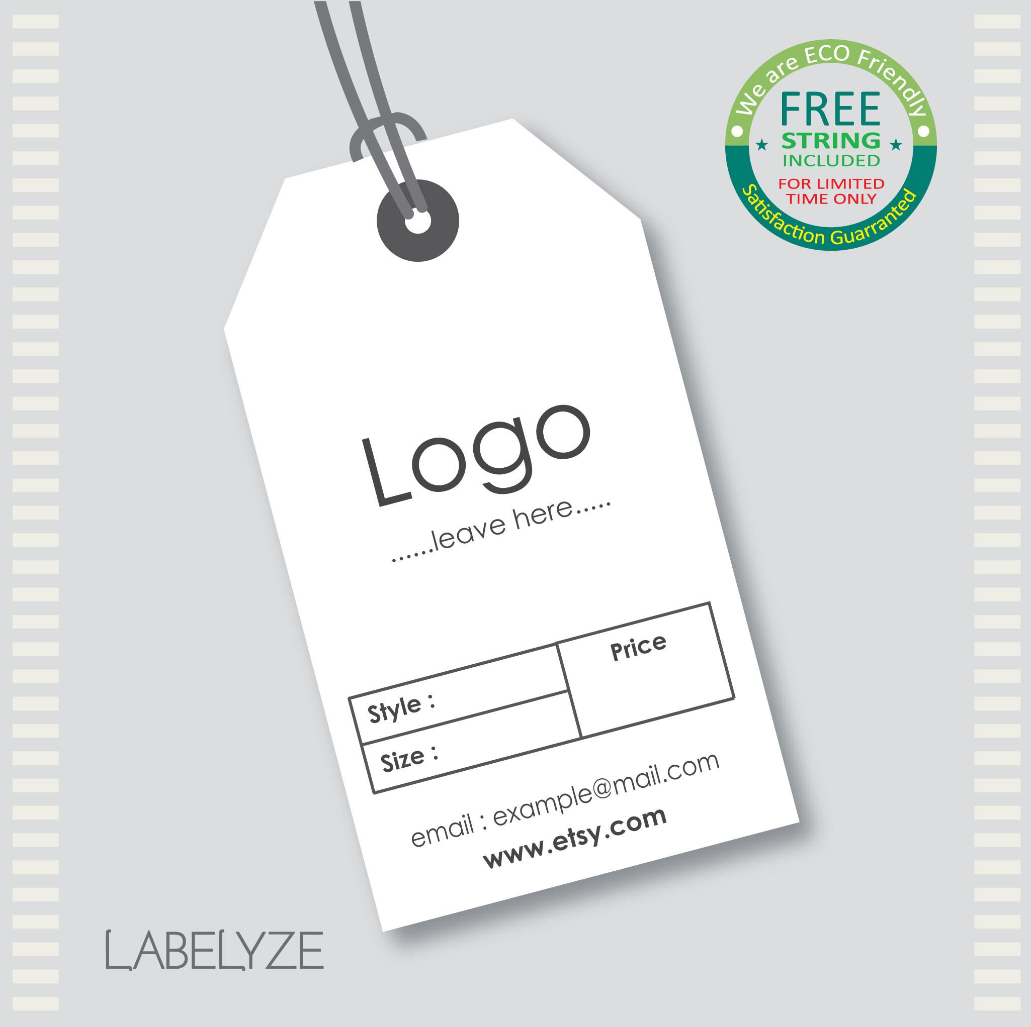 customized price tags for cloth printed hang tag,swing ... |Price Tags For Clothing