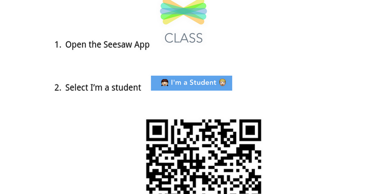 Seesaw Resources and Kindargten Class Samples (With images