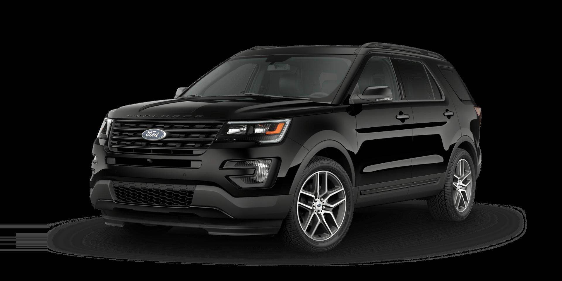 2017 Ford Explorer Build & Price Ford explorer, Ford