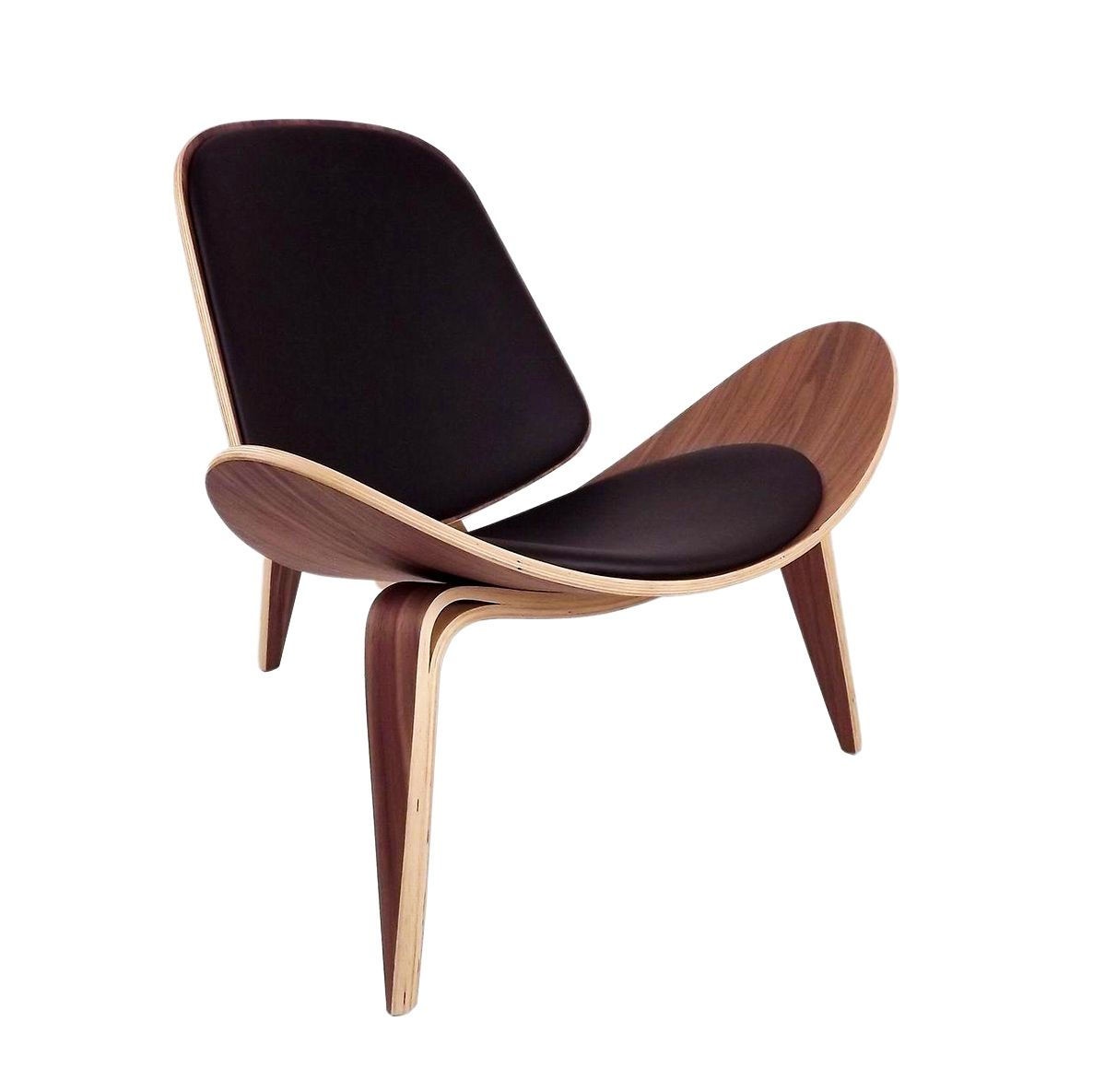 Wings Chair In Black   Modern Lounge Chairs Collection   Dot U0026 Bo Pictures Gallery