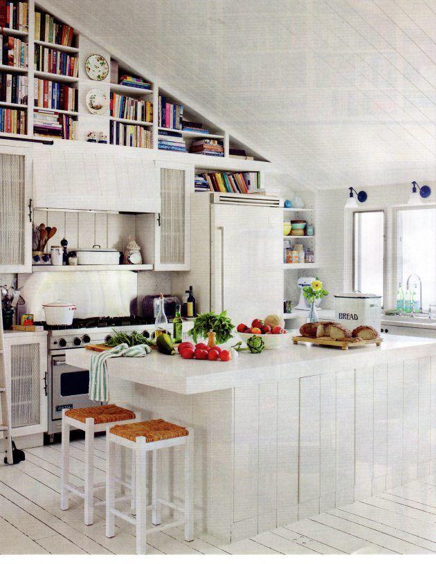 Bright White Kitchen Domestikatedlife Kitchen Design Small Kitchen Design Home Kitchens
