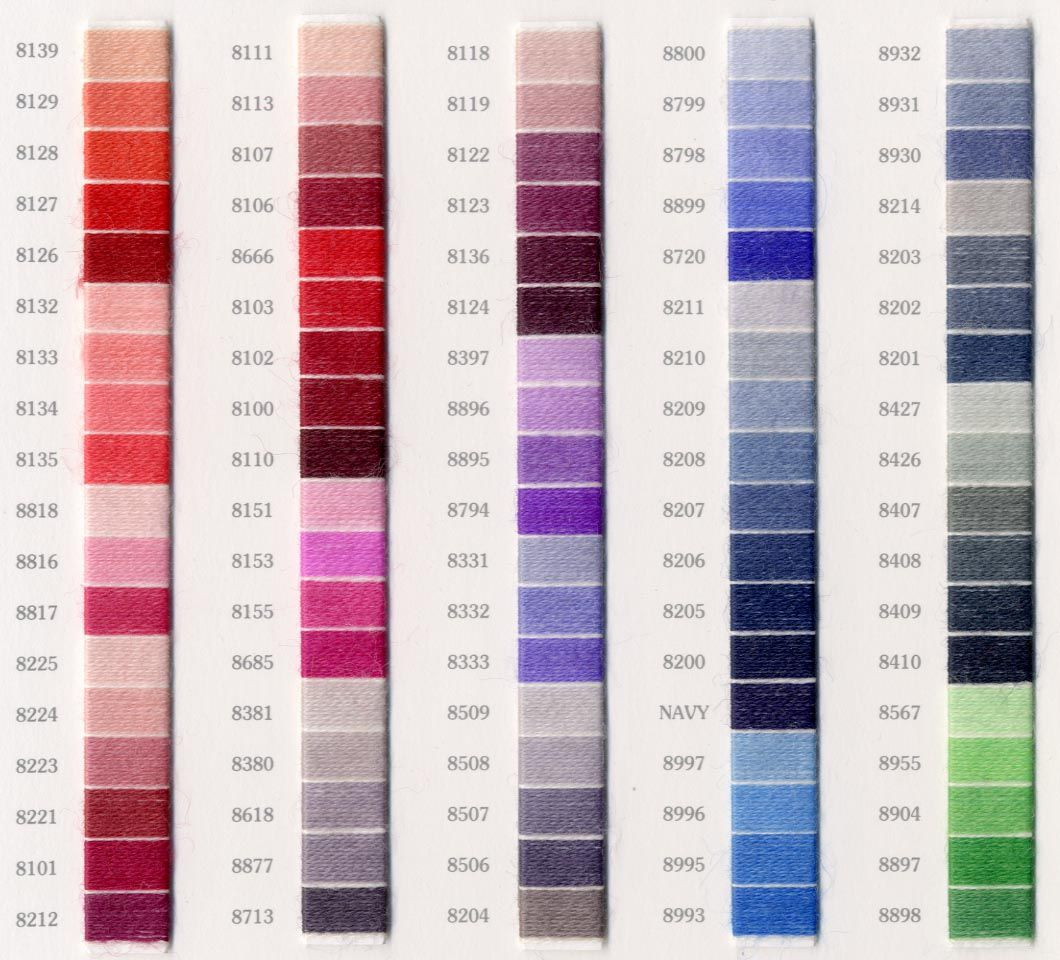 Thistle needleworks dmc medicis color card embroidery and thistle needleworks dmc medicis color card nvjuhfo Images