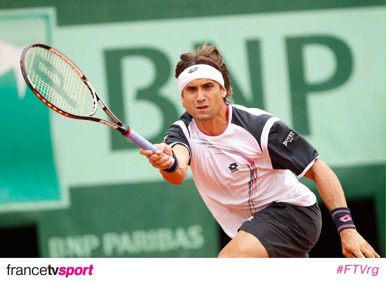 David Ferrer n'a pas fait le poids face à Rafael Nadal