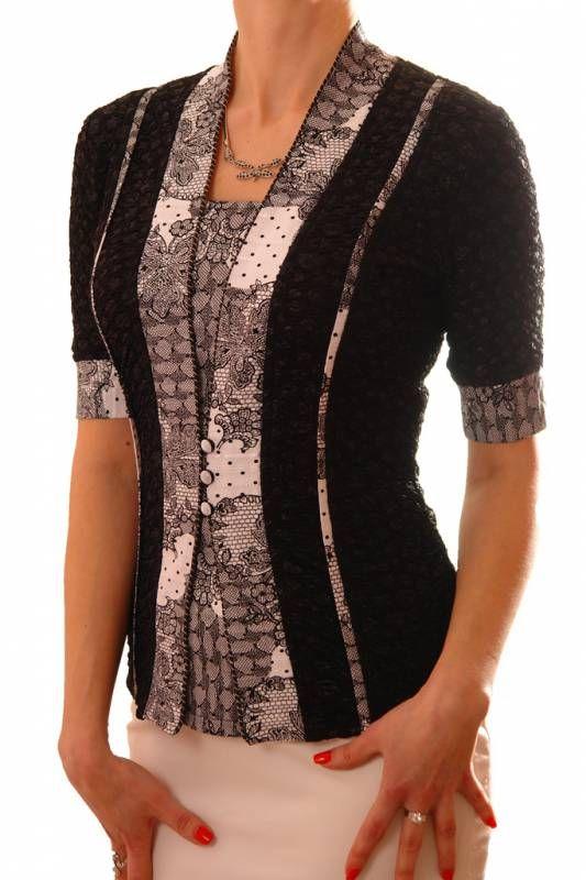 Блузка с рукавом реглан | Интернет магазин женских блузок