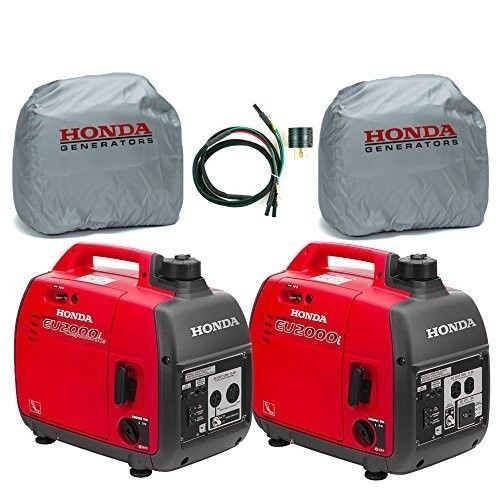 Honda Portable Generator Eu2000i Rv Combo Kit Free Shipping To Puerto Rico Pr Camping Set Honda Rv Camping