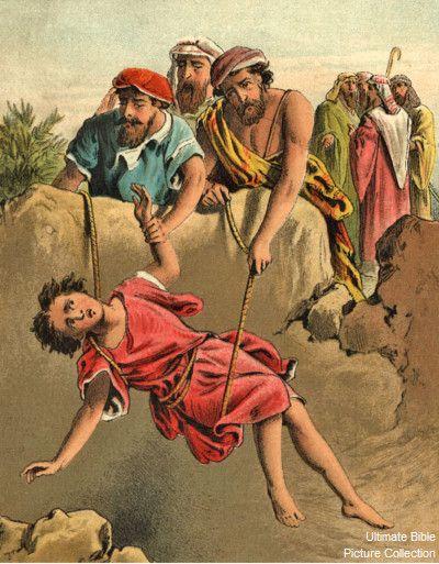 Joseph Egypt Story