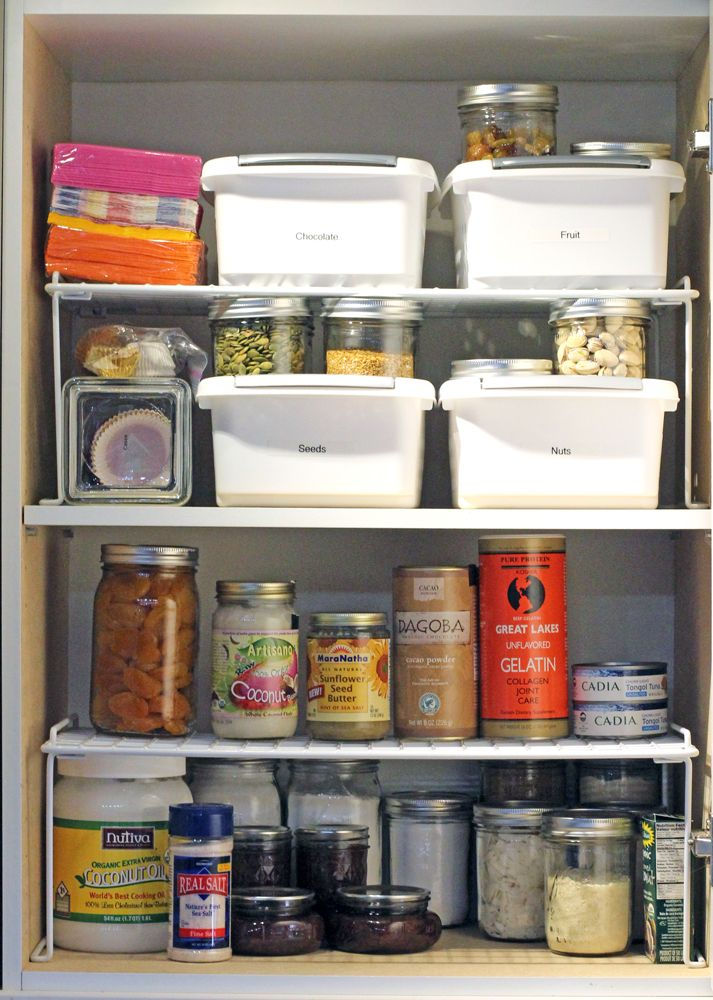 My Paleo Pantry Makeover Part 1 The Baking Cupboard Paleo
