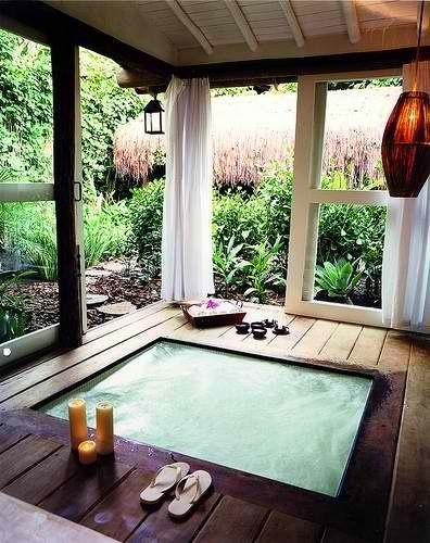 Hot Tub Home Indoor Hot Tub House Design