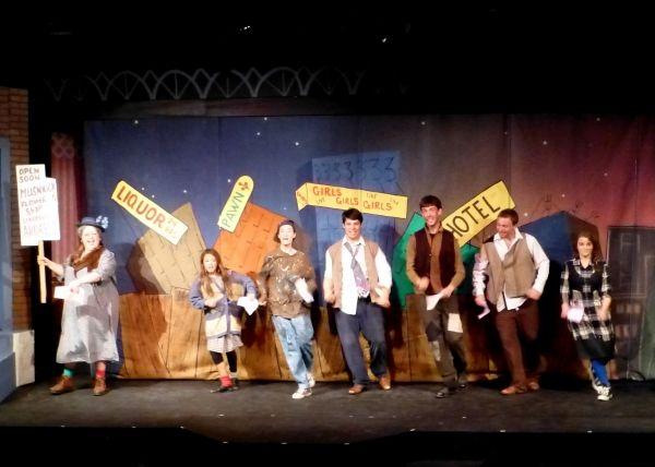 Shari Barrett Theatre Credits Little Shop of Horrors Pinterest - musical theater resume
