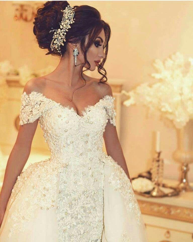 ❤❤...........❤.❤   Hairstyles   Pinterest   Wedding dress ...