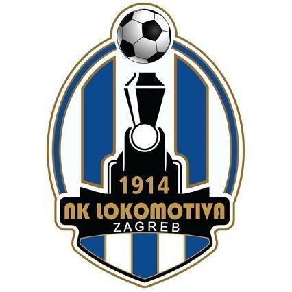 Nogometni Klub Lokomotiva Zagreb Nk Lokomotiva Croatia Croacia Escudos De Futebol Futebol Soccer