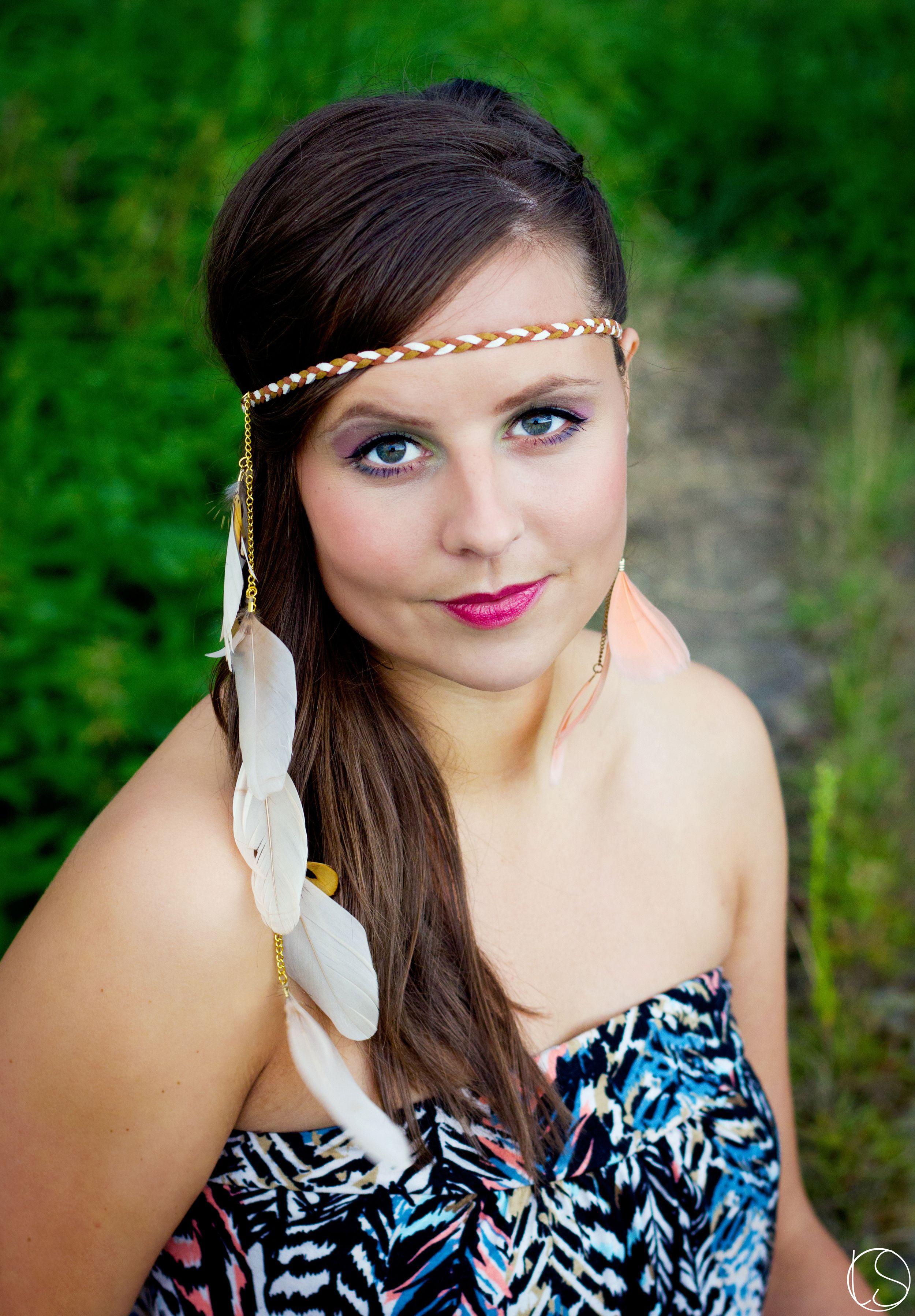 hippie girl ♥ - model: kathrin haare make up: lisa olah