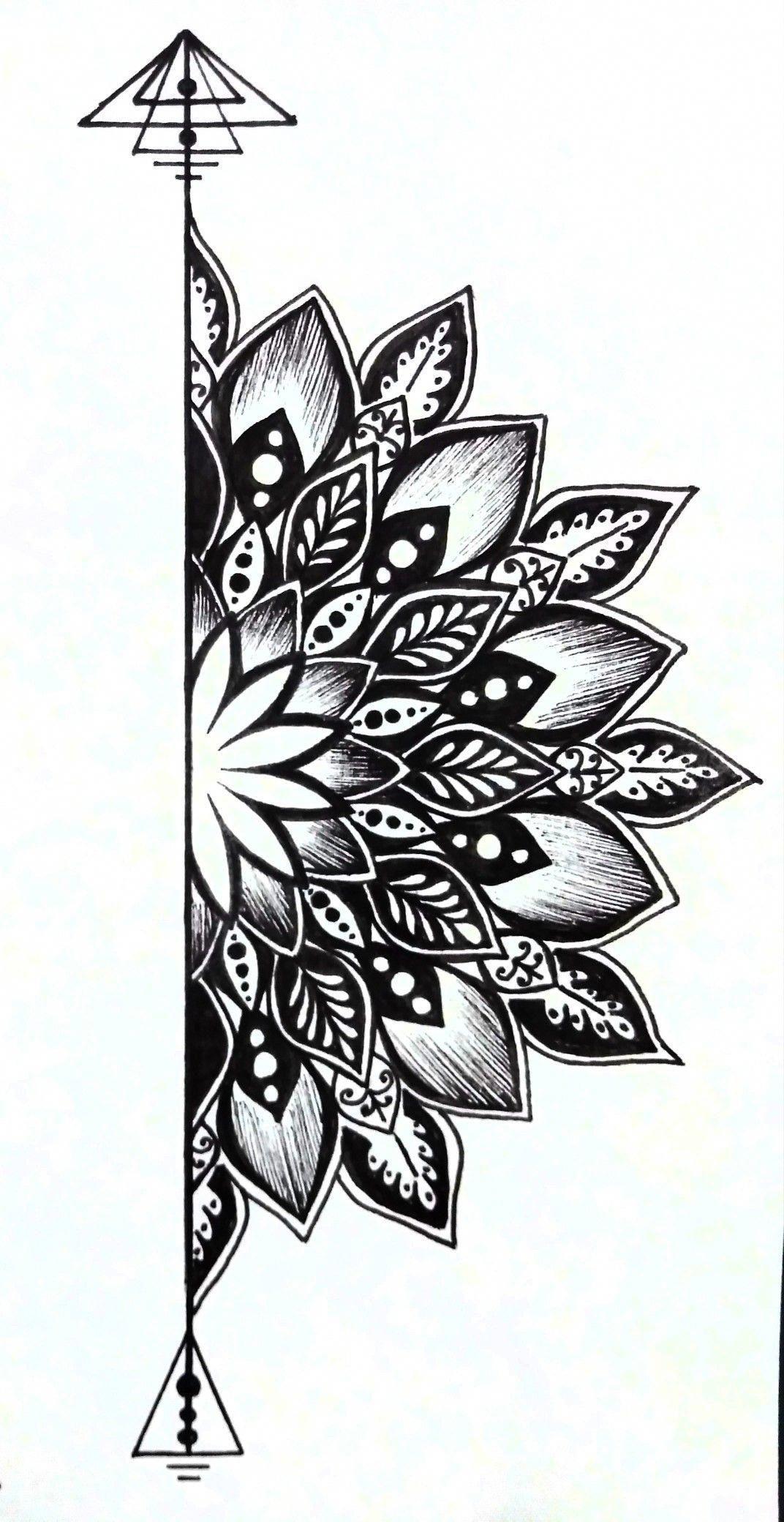 Photo of tatouage traditionnel mandala #Mandalatattoo traditionnel tatouage #Mandalatattoo #mandala mandala