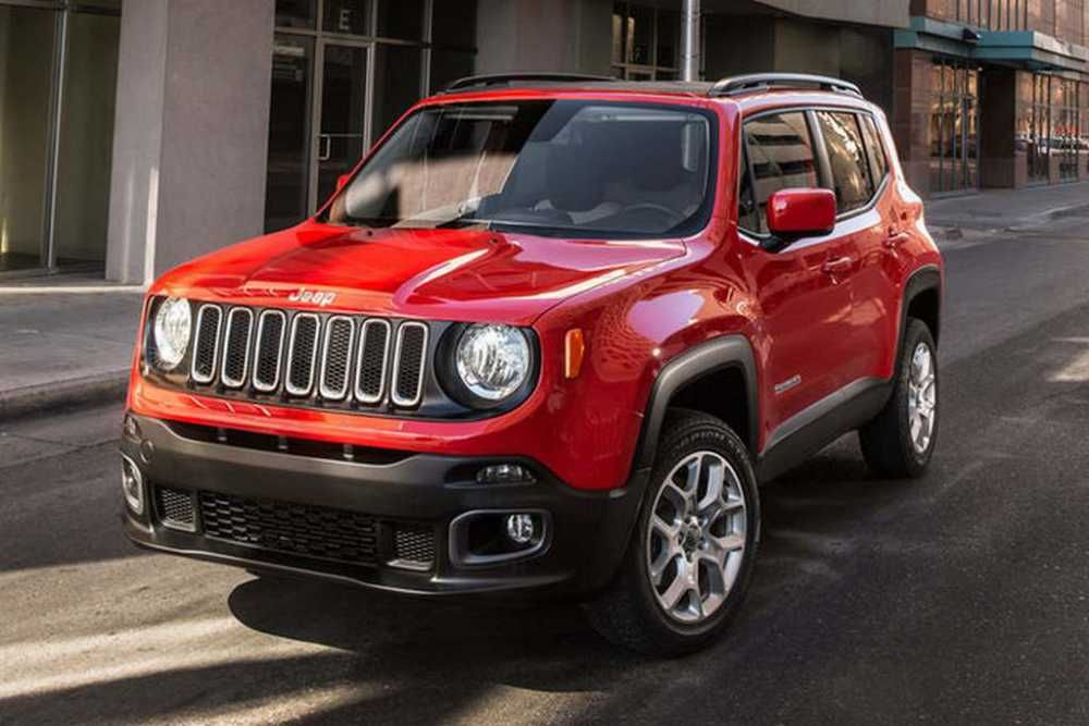 Jeep Renegade Launch Expected In 2019 Jeep Renegade Jeep 2016 Jeep