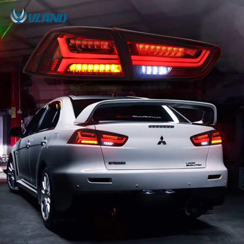 The product is Vland Mitsubishi Lancer 2008-2017 Led Tail