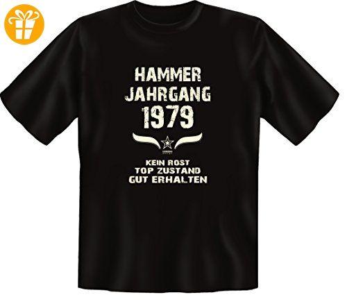 T Shirt Funshirt Geschenk Zum 38 Geburtstag 1979 Hammer