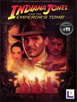 IndianaJonesandtheEmperor'sTomb XBOXille
