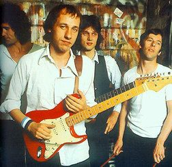 Dire Straits #MarkKnopfler - wrote some good pop songs and always played guitar better than most. I kind of resented the later really popular hits but liked the earlier stuff a lot