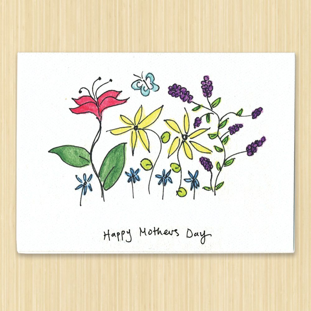 Mothers day card happy mothers day greeting card flower mothers mothers day card happy mothers day greeting card flower mothers day card 100 kristyandbryce Images
