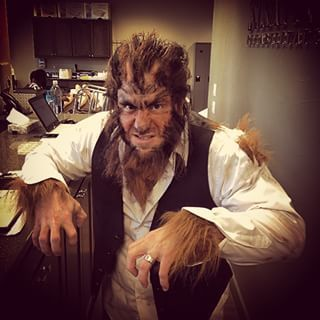 Fenrir Greyback Harry Potter Halloween Costumes Harry Potter Halloween Mens Halloween Costumes