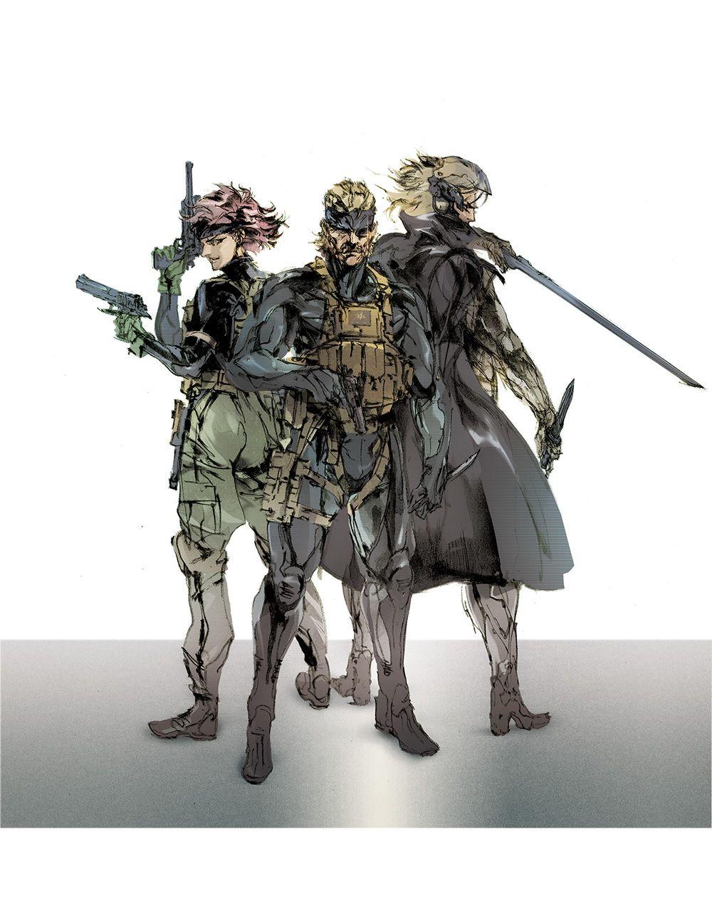 Metal Gear Solid 4 [Fan Made Trailer] - YouTube