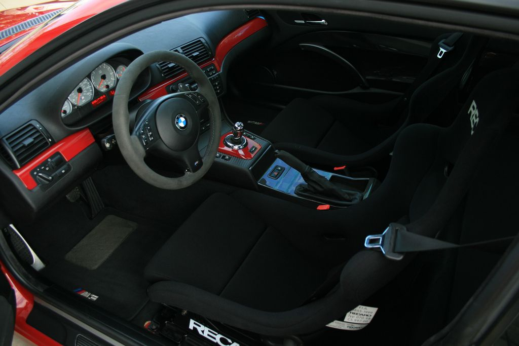 Good God That S Clean Modified Interior Of E46 M3 With Images