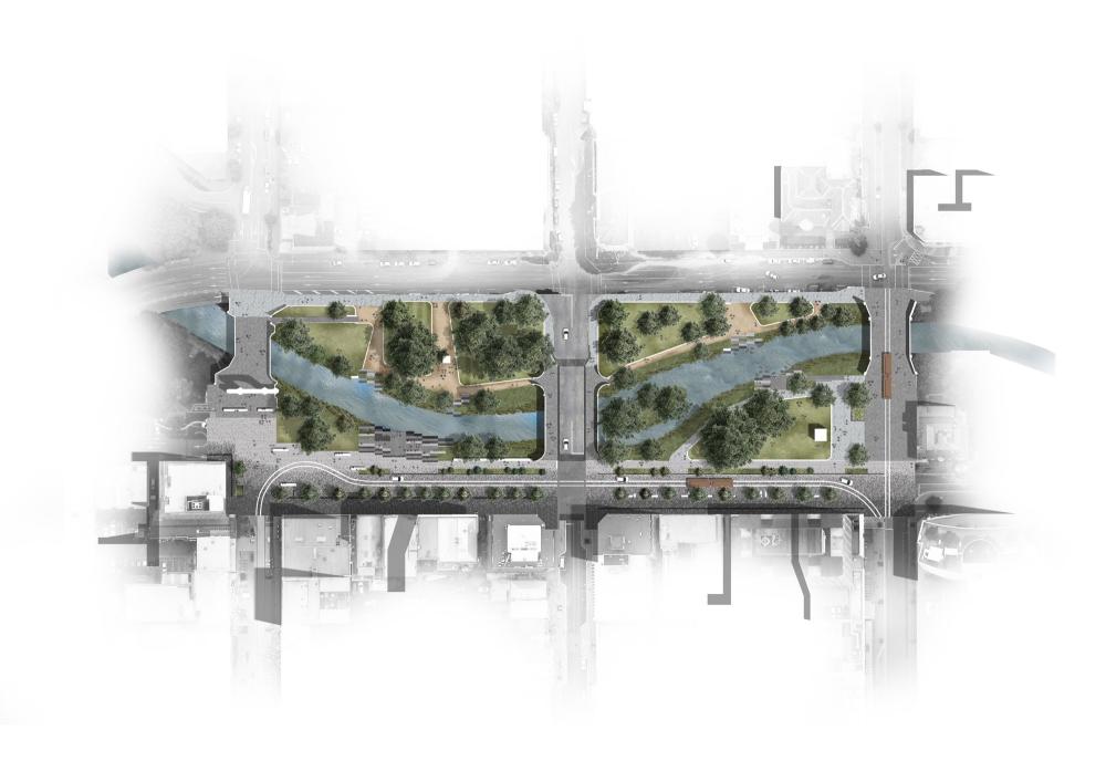 Avon River Park Terraces City Promenade By Landlab Landscape Architecture P Avon River In 2020 Landscape And Urbanism Landscape Architecture Plan River Park