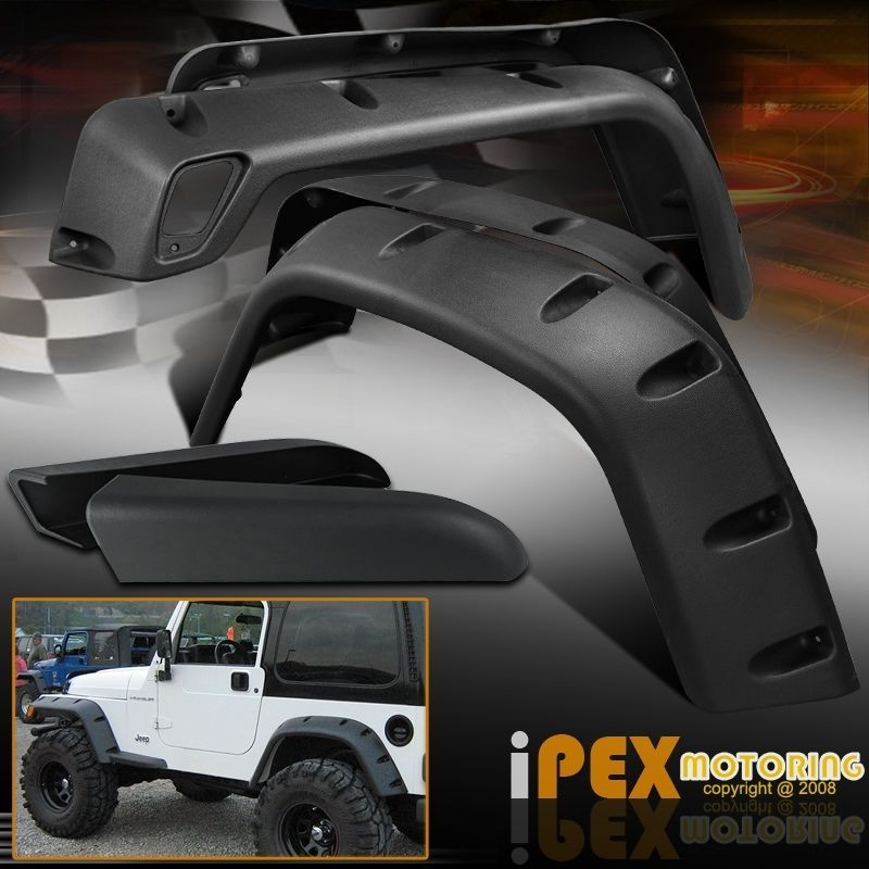 Us 156 98 New In Ebay Motors Parts Accessories Car Truck Parts Jeep Wrangler Fenders Fender Flares Jeep Wrangler Accessories