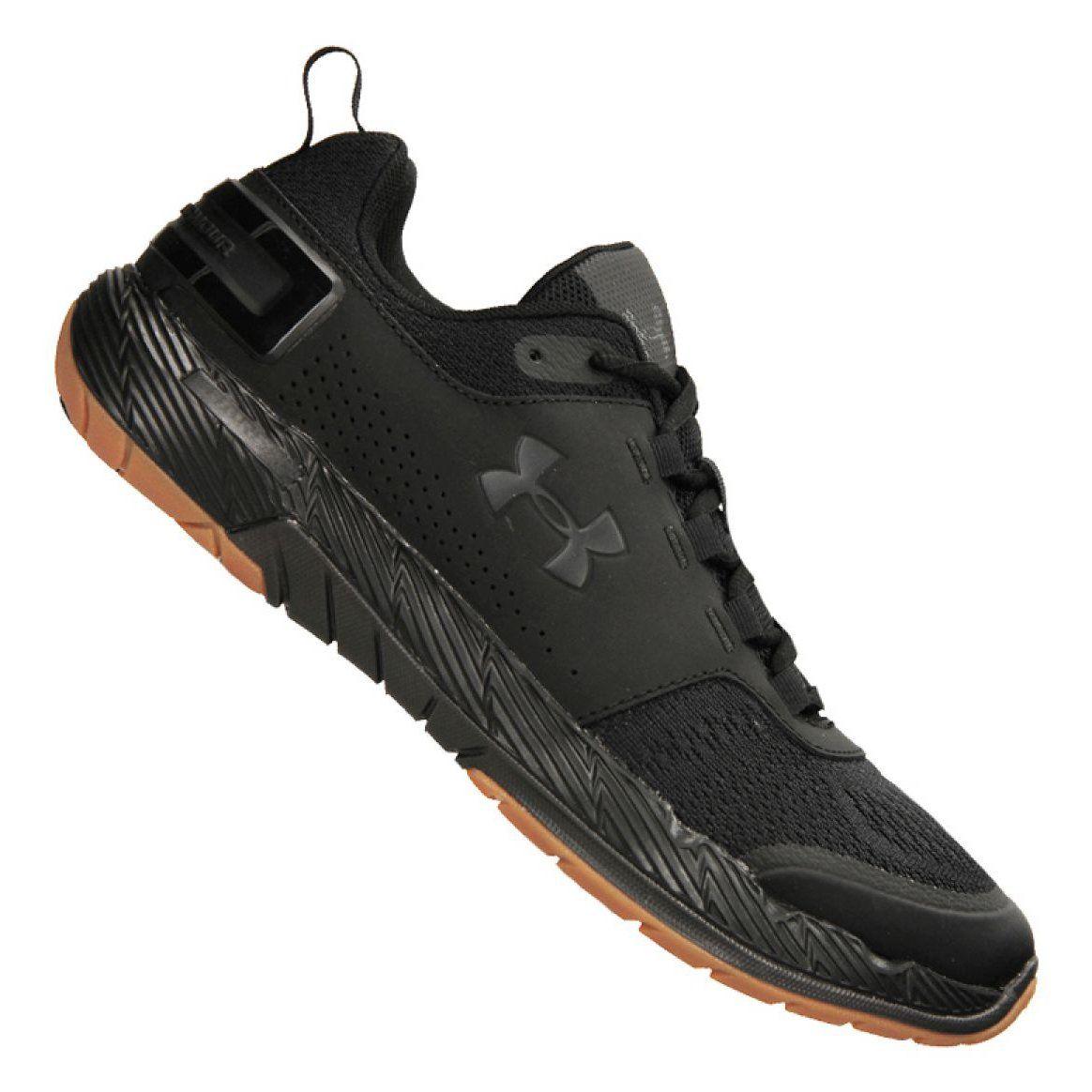 Buty Treningowe Under Armour Commit Tr Ex M 3020789 007 Czarne Sport Shoes Design Under Armor Training Shoes