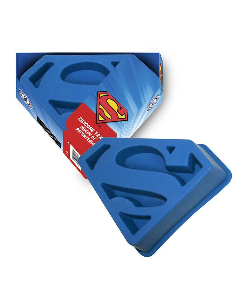 silicone baking mold superman logo man of steel cake jello mold rh pinterest com  batman lego cake pan