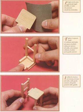 album archive muebles pinterest puppen miniatur m bel und miniatur. Black Bedroom Furniture Sets. Home Design Ideas