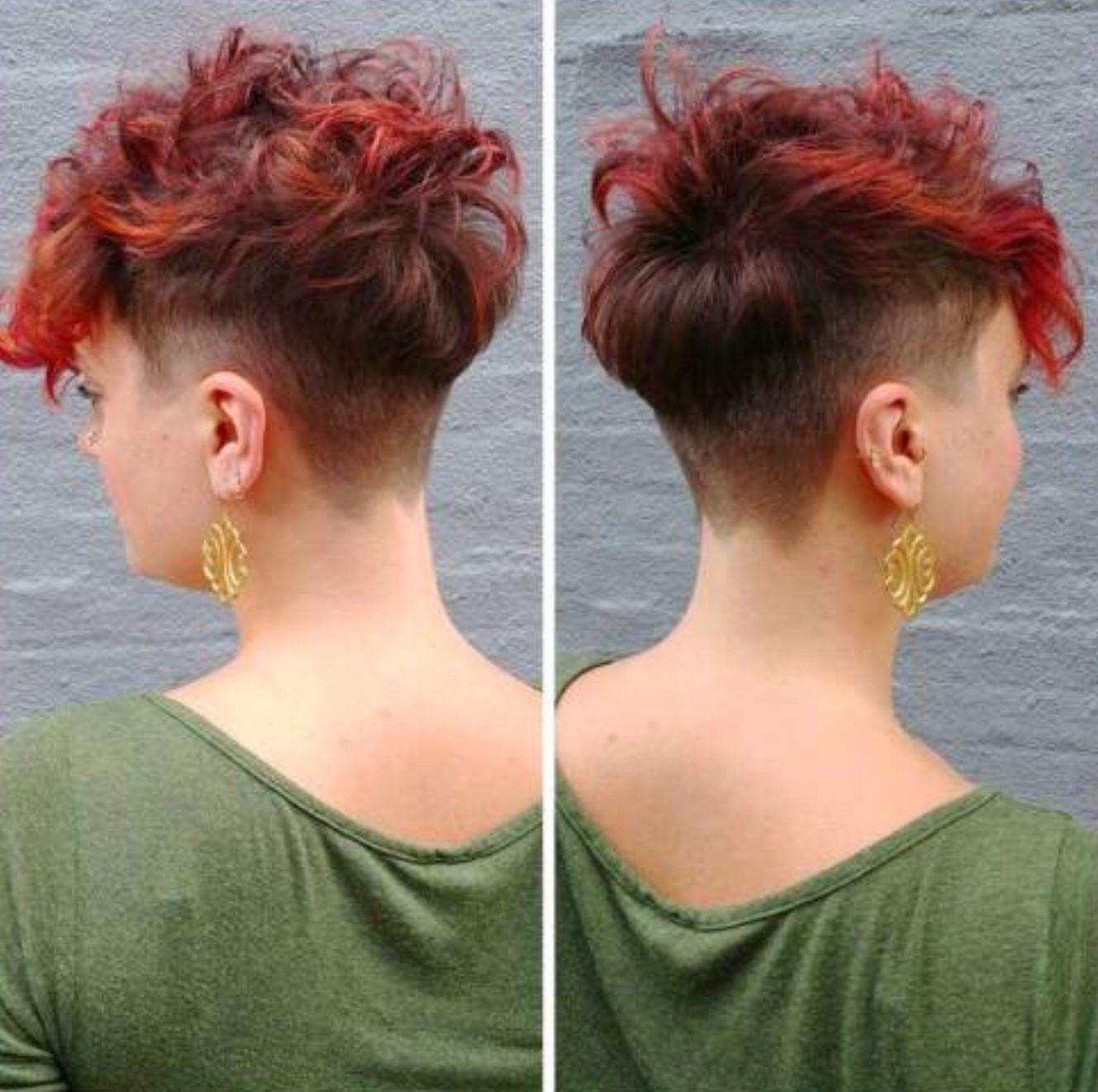 Hairdare style women styleinspiration hair dare sexy short