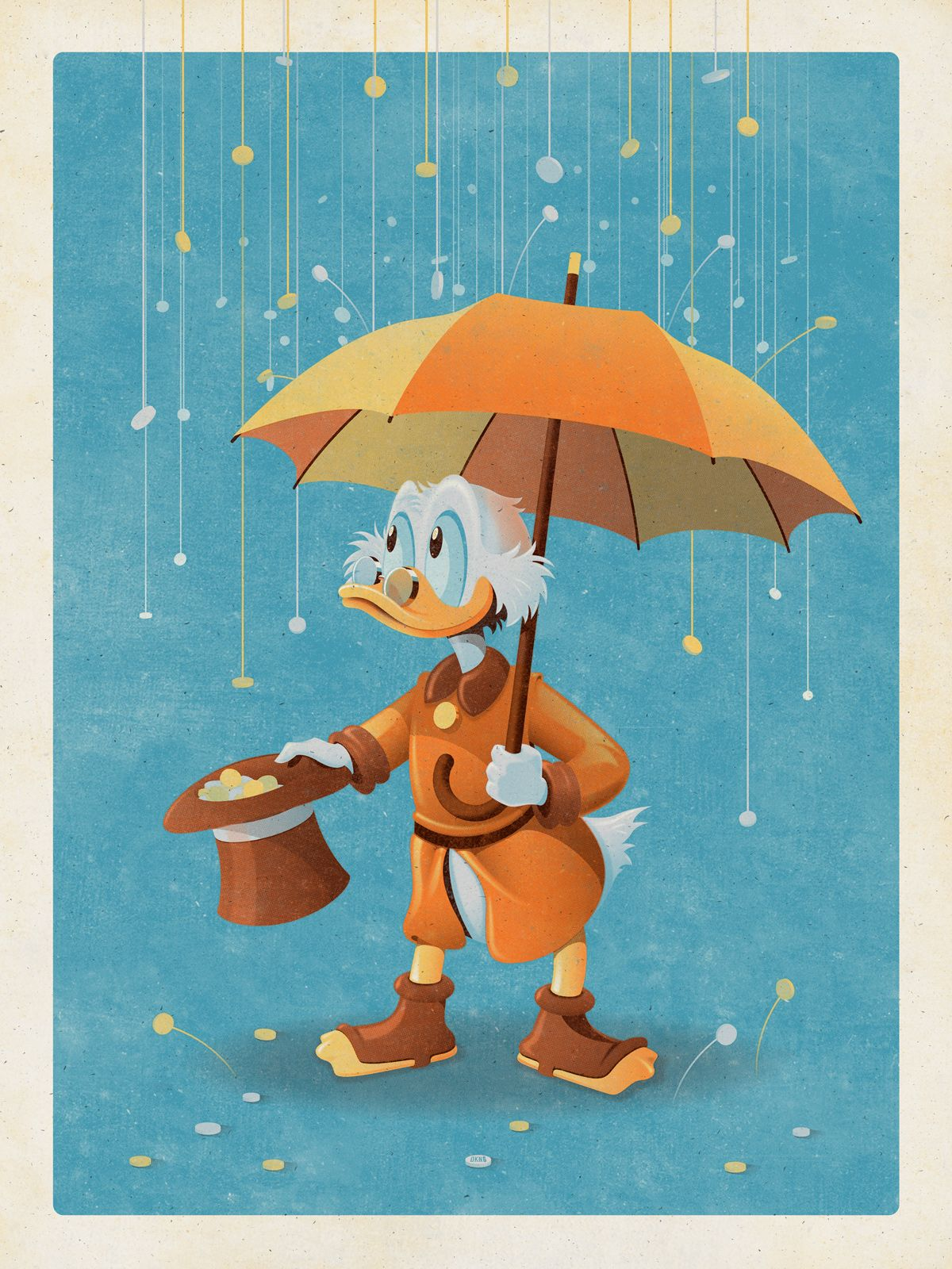 Uncle Scrooge — DKNG